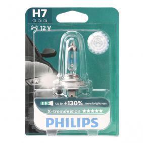 Comprare 35040130 PHILIPS X-tremeVision 55W, H7, 12V Lampadina, Faro di profondità 12972XV+B1 poco costoso