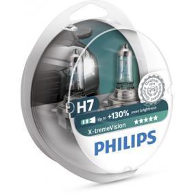 12972XVS2 Lâmpada, farol de longo alcance PHILIPS H7 Enorme selecção - fortemente reduzidos