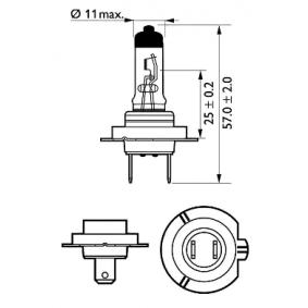 """12972XV+S2 Ampoule, projecteur longue portée PHILIPS - L""""expérience à prix réduits"""