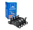 Bremsen 13.0470-4872.2 mit vorteilhaften ATE Preis-Leistungs-Verhältnis
