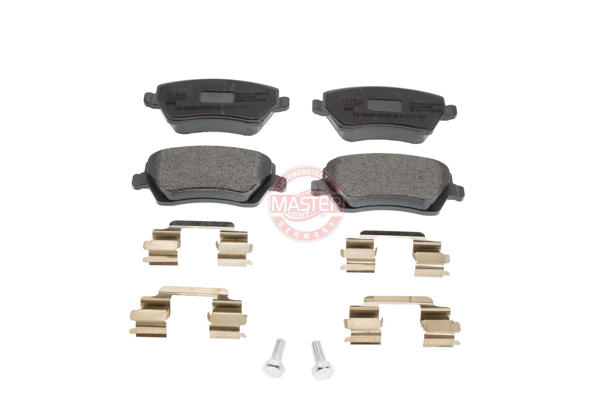 13046027092NSETMS Bremsbeläge Premium MASTER-SPORT 236027092 - Große Auswahl - stark reduziert