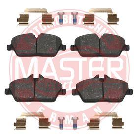 13046027102NSETMS Bremsbeläge HD Long Drive MASTER-SPORT 23915 - Große Auswahl - stark reduziert