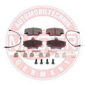 13046028342NSETMS Bremsbelagsatz, Scheibenbremse HD Long Drive MASTER-SPORT 236028342 - Große Auswahl - stark reduziert