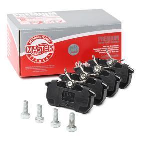 Scheibenbremse 6012300 für FORD KRAFT AUTOMOTIVE Bremsbelagsatz