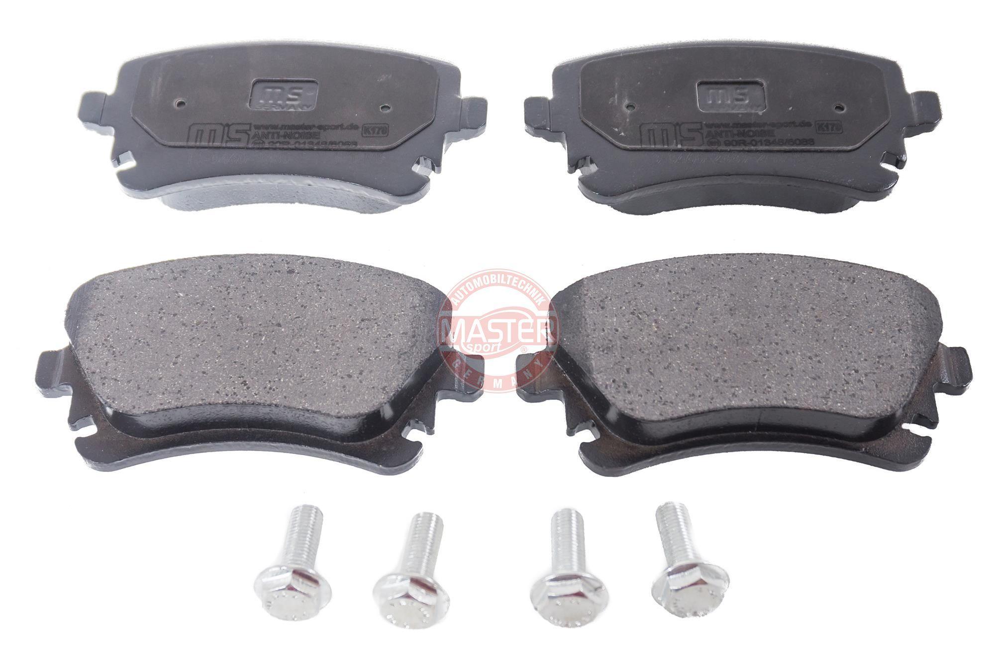 MASTER-SPORT Brake Pad Set, disc brake 13046028892N-SET-MS