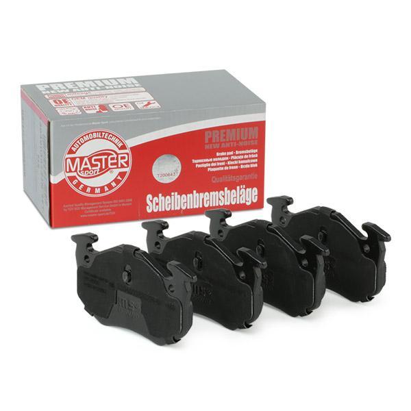 Original MINI Bremsbelagsatz 13046038232N-SET-MS