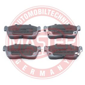 13046058872NSETMS Bremsbelagsatz, Scheibenbremse HD Long Drive MASTER-SPORT 23509 - Große Auswahl - stark reduziert
