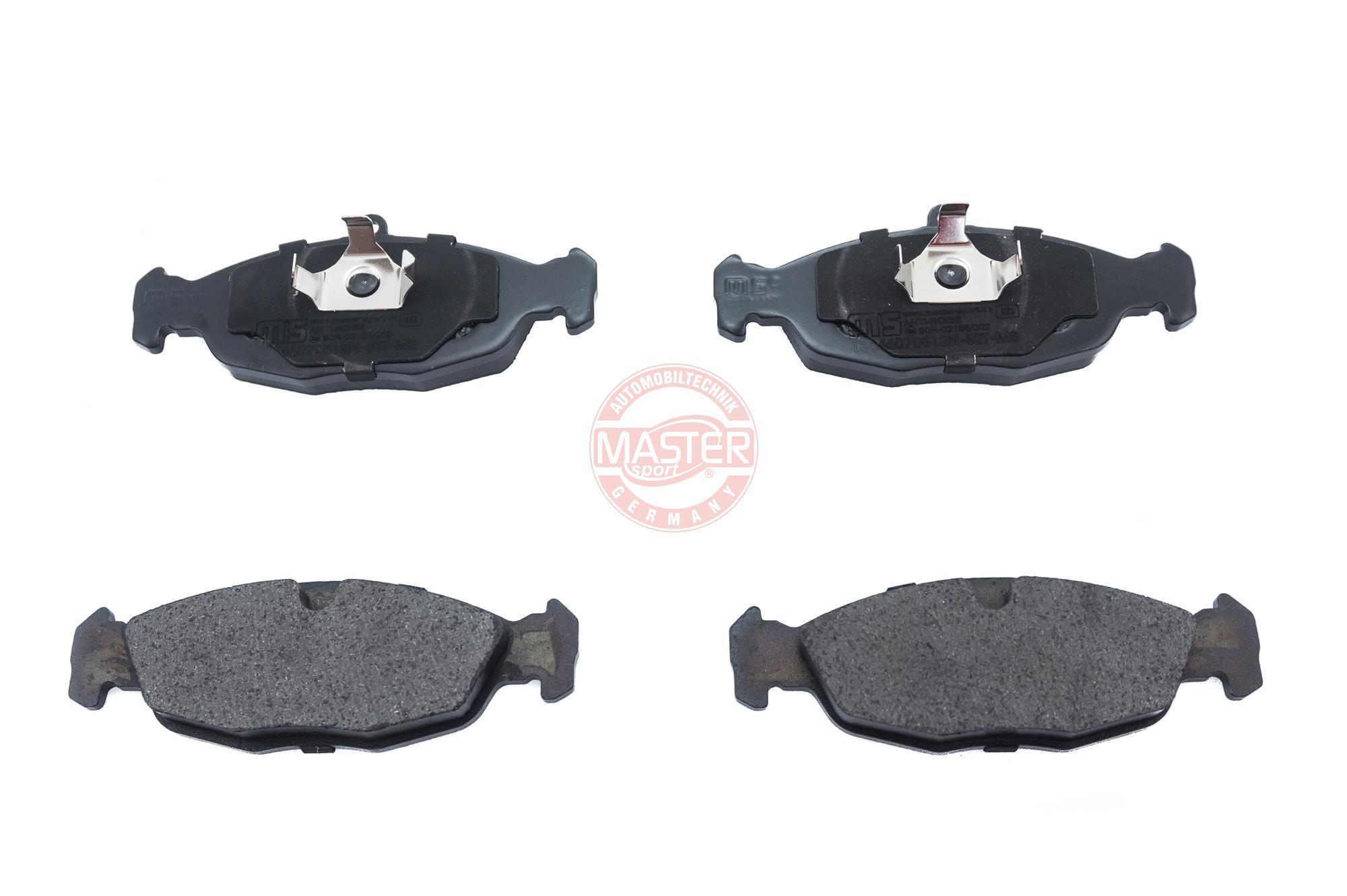 MASTER-SPORT Brake Pad Set, disc brake 13046070512N-SET-MS