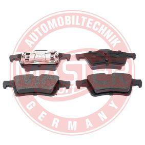 13046071372NSETMS Bremsbelagsatz, Scheibenbremse HD Long Drive MASTER-SPORT 23483 - Große Auswahl - stark reduziert