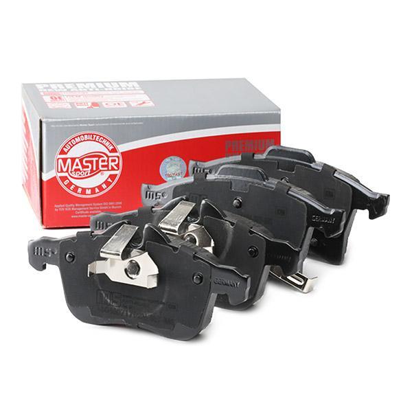 13046071792N-SET-MS MASTER-SPORT Bremsbelagsatz, Scheibenbremse Bewertung