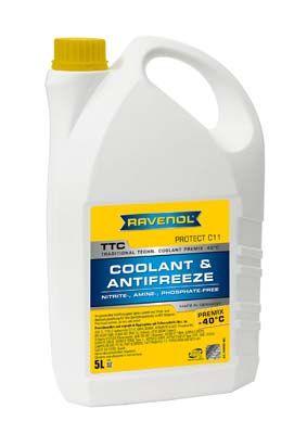 RAVENOL: Original Kühlmittel 1410105-005-01-999 ()