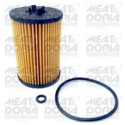 14147 MEAT & DORIA Filtereinsatz Innendurchmesser: 32mm, Ø: 65mm, Höhe: 103mm Ölfilter 14147 günstig kaufen