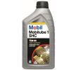 Gear oil 142803 MOBIL — only new parts