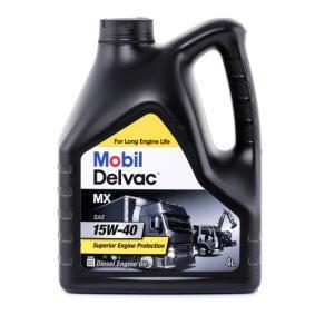 IsuzuDEOwDPD MOBIL Delvac, MX 15W-40, 4l Motoröl 148370 günstig kaufen
