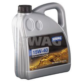 VW5010150500 SWAG 15W-40, 4l, Mineralöl Motoröl 15 93 2926 günstig kaufen