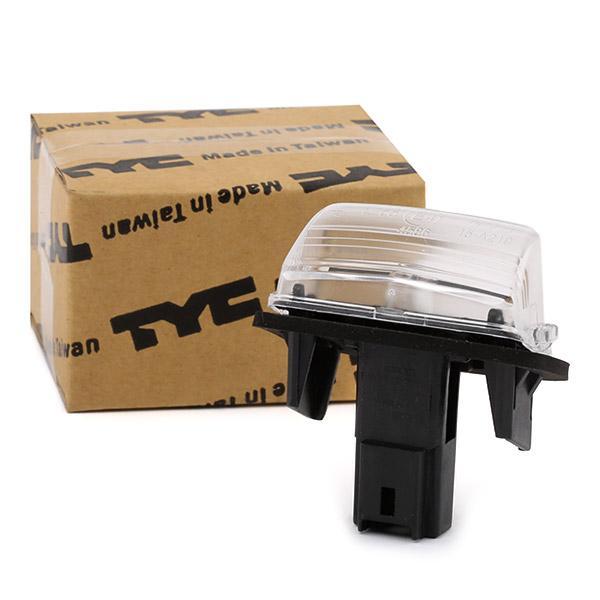 Illuminazione targa 15-0219-00-2 TYC — Solo ricambi nuovi