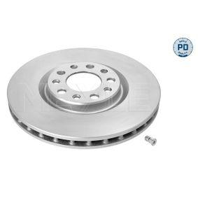 MBD1818PD MEYLE MEYLE-PD Quality, Vorderachse, belüftet, Zink-Lamellen-beschichtet Ø: 305mm, Lochanzahl: 5, Bremsscheibendicke: 28mm Bremsscheibe 15-15 521 0004/PD günstig kaufen