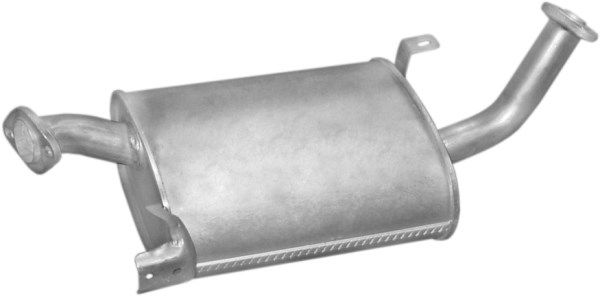 POLMO: Original Mittelschalldämpfer 15.205 ()