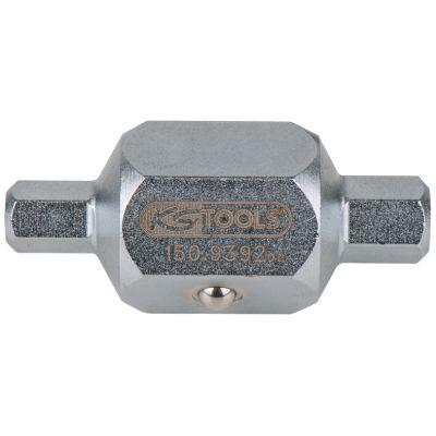 Comprare 150.9392 KS TOOLS Acciaio al cromo-vanadio, Esagonale Serie di bussole 150.9392 poco costoso