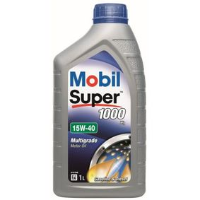 APICF MOBIL Super, 1000 X1 15W-40, 1l, Mineral Oil Engine Oil 150559 cheap