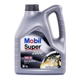 AAEB7 MOBIL Super, 2000 X1 10W-40, 4l, Teilsynthetiköl Motoröl 150865 günstig kaufen