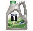Aceite de motor 151057 MOBIL — Solo piezas de recambio nuevas