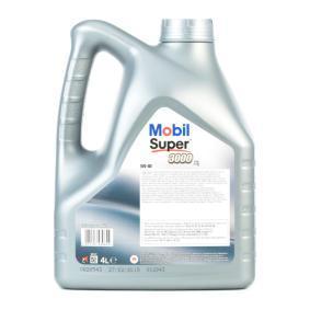 AAEGroupB6 MOBIL Super, 3000 X1 5W-40, 4l Motoröl 151776 günstig kaufen