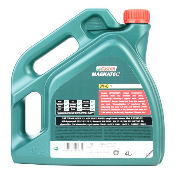 151B38 CASTROL Motoröl Bewertung