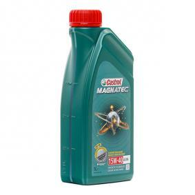 151B4A Engine Oil CASTROL - Experience and discount prices