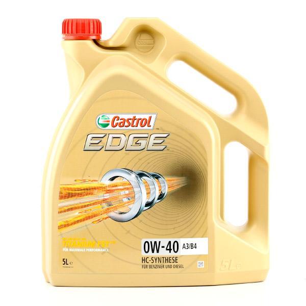 Olio motore CASTROL 15337F Recensioni