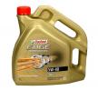originali CASTROL Olio motore per auto 4008177077128 5W-40, 4l, Olio sintetico 100%