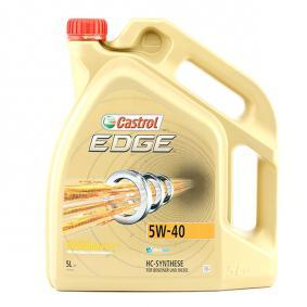 VW50501 CASTROL EDGE TITANIUM FST 5W-40, 5l, Synthetiköl Motoröl 1535F1 günstig kaufen