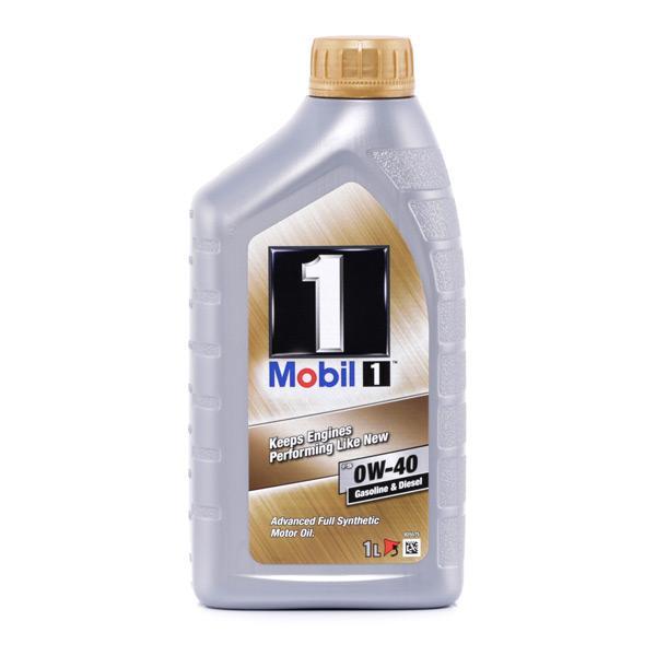MOBIL | Huile moteur 153668