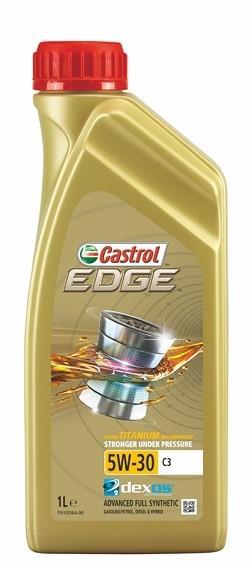 Köp CASTROL 15530D - Motorolja till Toyota: 5W-30, 1l, Helsyntetisk olja