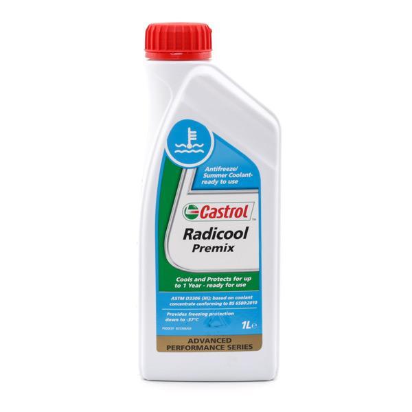 155BA2 CASTROL Frostschutz Bewertung