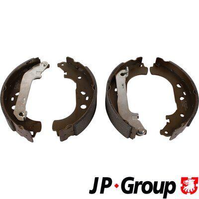 FORD FOCUS 2020 Bremsbeläge für Trommelbremsen - Original JP GROUP 1563902710 Breite: 42mm