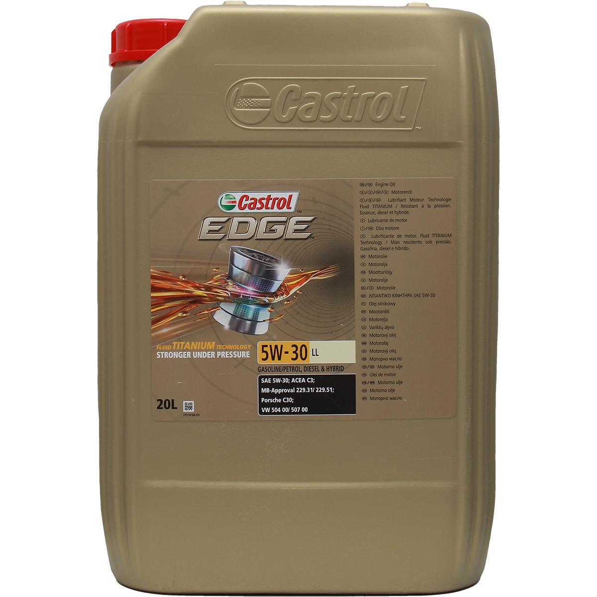 Двигателно масло 15664C