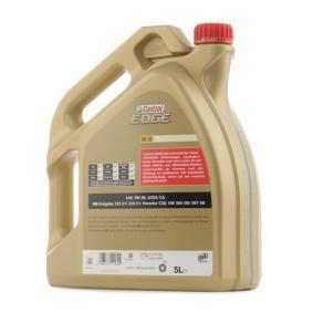 CASTROL LL, EDGE TITANIUM FST 5W-30, 5l, Vollsynthetiköl Motoröl 15669E kaufen