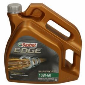 Comprare BMWMModel CASTROL EDGE TITANIUM FST, Supercar 10W-60, 4l, Olio sintetico 100% Olio motore 1595CD poco costoso