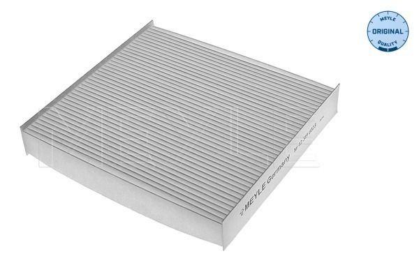 MCF0449 MEYLE Partikelfilter, Filtereinsatz Breite: 200mm, Höhe: 35mm, Länge: 216mm Filter, Innenraumluft 16-12 319 0023 günstig kaufen