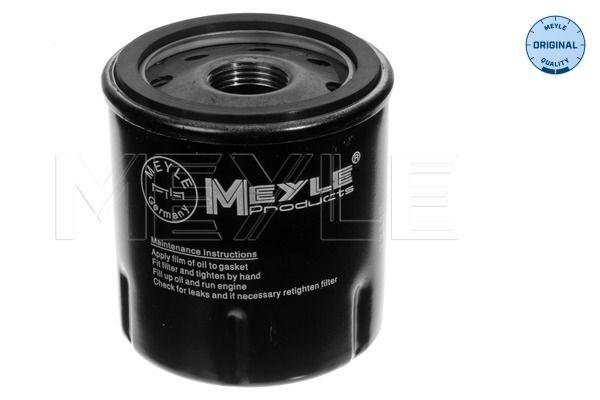 MOF0077 MEYLE Anschraubfilter, mit einem Rücklaufsperrventil, ORIGINAL Quality Ø: 65,5mm, Höhe: 76mm Ölfilter 16-14 322 0002 günstig kaufen