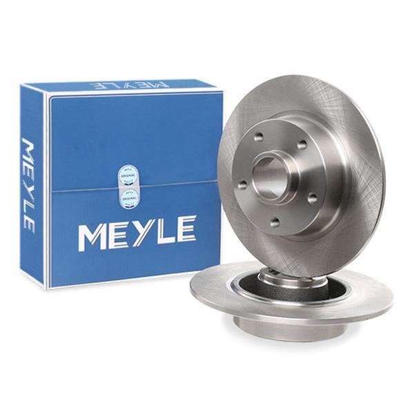 16155230024 Bremsscheiben MEYLE 16-15 523 0024 - Große Auswahl - stark reduziert