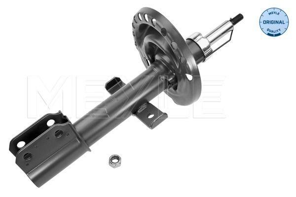 MSA0143 MEYLE Vorderachse, Gasdruck, ORIGINAL Quality, Zweirohr, Federbein, oben Stift Stoßdämpfer 16-26 623 0004 günstig kaufen