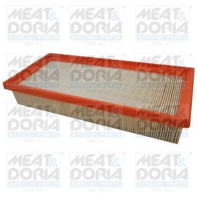 16111 MEAT & DORIA Filtereinsatz Länge: 306mm, Länge: 306mm, Breite: 131mm, Höhe: 50mm Luftfilter 16111 günstig kaufen