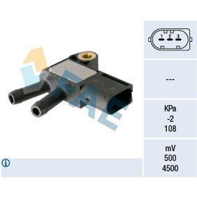 Buy Exhaust pressure sensor MERCEDES-BENZ VITO cheaply online