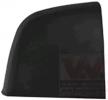 JOHNS 30523790 Spiegelkappe Spiegelgehäuse Außenspiegel Abdeckung schwarz links