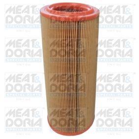 16445 MEAT & DORIA Höhe: 275mm Luftfilter 16445 günstig kaufen