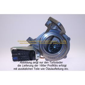 166-00535 Lader, Aufladung SCHLÜTTER TURBOLADER - Markenprodukte billig