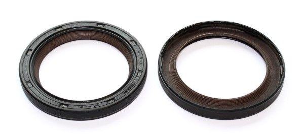 173.890 ELRING PTFE (polytetrafluoroethylene)/ACM (polyacrylate rubber) Inner Diameter: 55mm, Ø: 72mm Shaft Seal, crankshaft 173.890 cheap