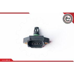 17SKV126 ESEN SKV ohne Seilzug Spannung: 12V, Pol-Anzahl: 4-polig Sensor, Saugrohrdruck 17SKV126 günstig kaufen